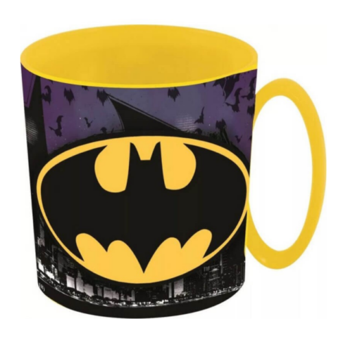 Batman mikrózható műanyag bögre