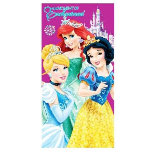 Disney Hercegnők nagy pamut törölköző