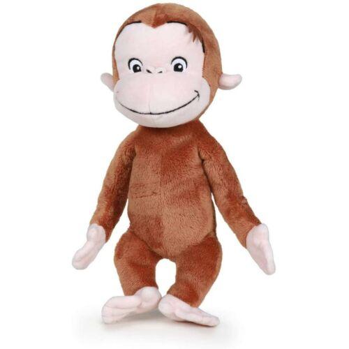 25 cm-es Bajkeverő majom George plüssfigura