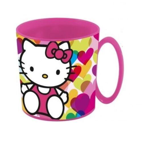 Hello Kitty mikrózható műanyag bögre