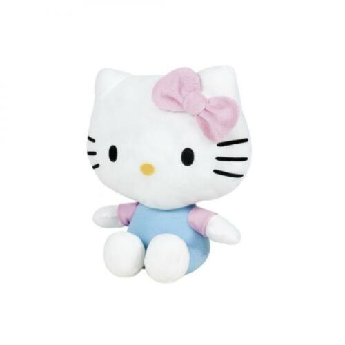 Hello Kitty nagy plüssfigura 45 cm - Hello Kitty, a cica plüss