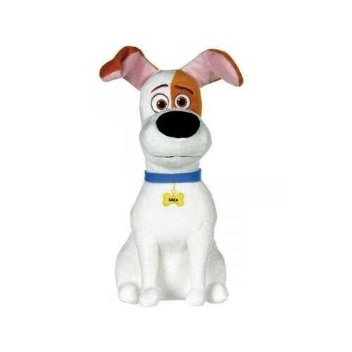 A kis kedvencek titkos élete Max plüssfigura 22 cm - Max plüss