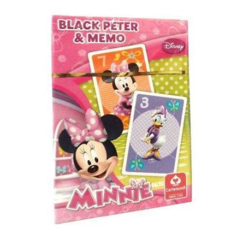Minnie egér Fekete Péter kártya