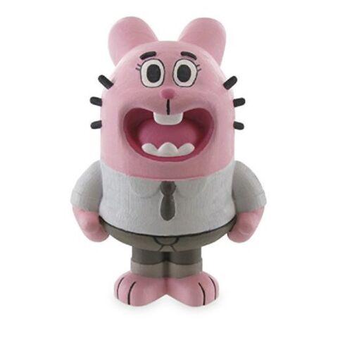 8 cm-es Gumball Csodálatos világa Richard gumírozott műanyag figura