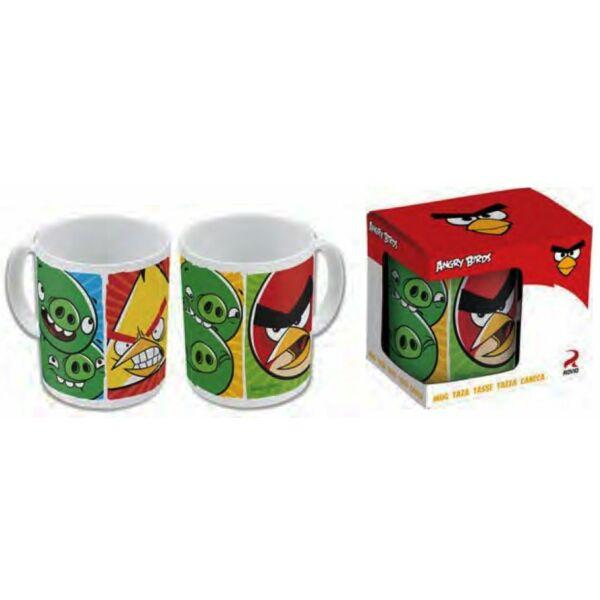 Angry Birds kerámia bögre