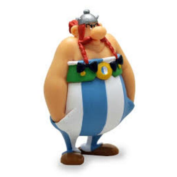 Obelix műanyag figura