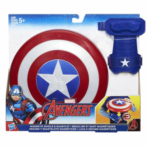 Amerika Kapitány pajzs és kesztyű