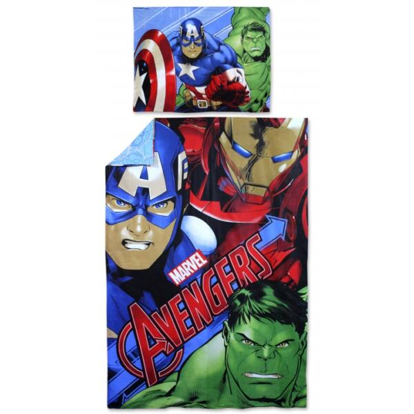Avengers ágynemű