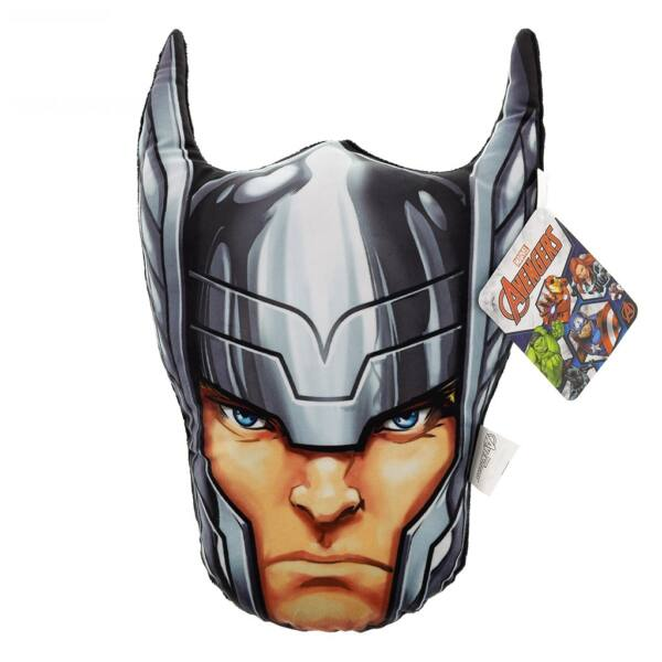 Thor alakú párna