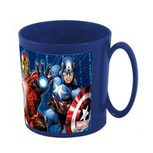Avengers műanyag bögre