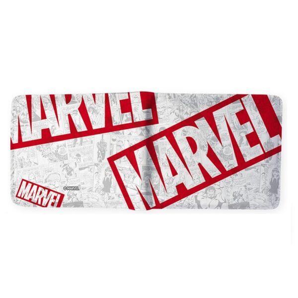 Marvel logós pénztárca