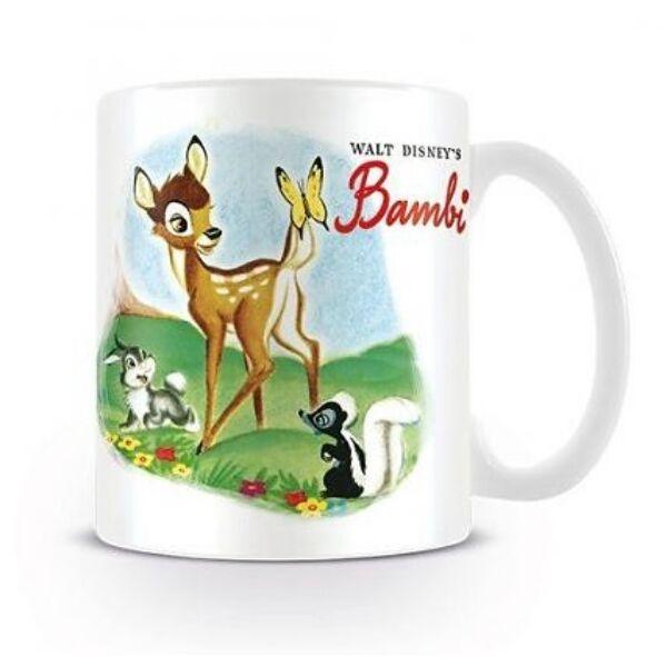 Bambi kerámia bögre