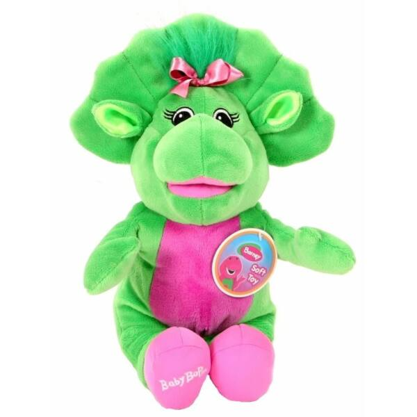 Barney plüssfigura