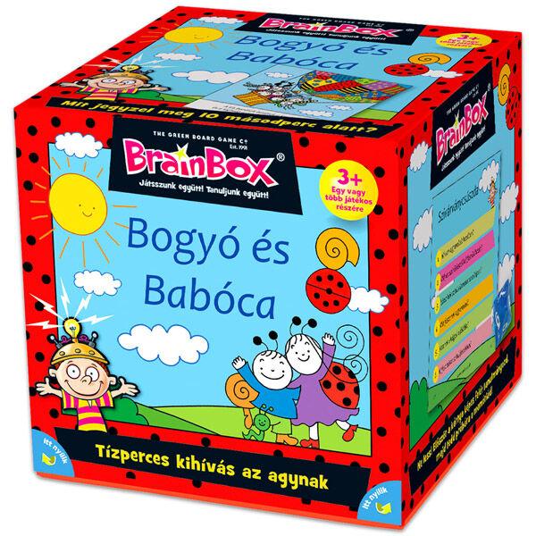 Bogyó és Babóca Brainbox társasjáték