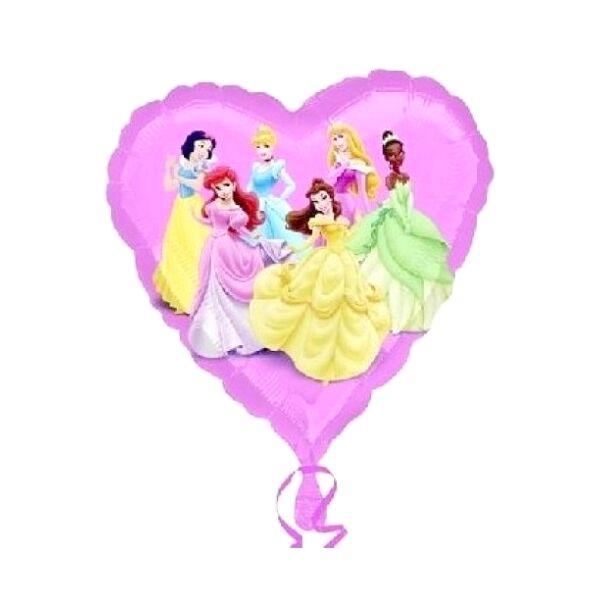 Disney Hercegnők héliumos lufi