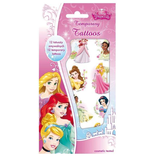 Disney Hercegnők tetoválás