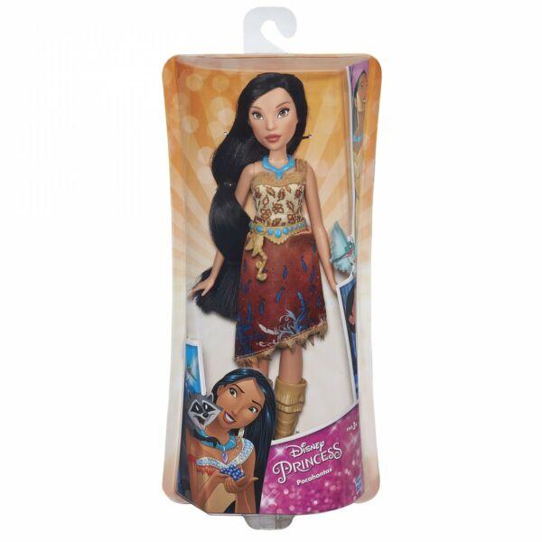 Pocahontas baba