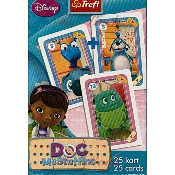 Dr. Plüssi Fekete Péter kártyajáték