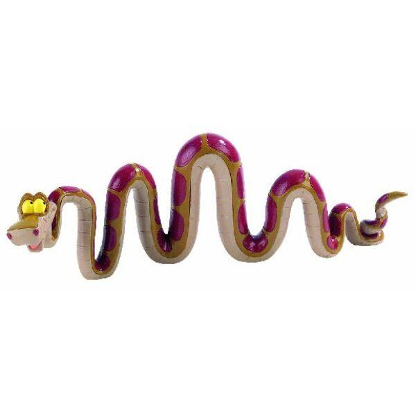 Kaa kígyó figura