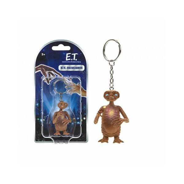 E. T. kulcstartó