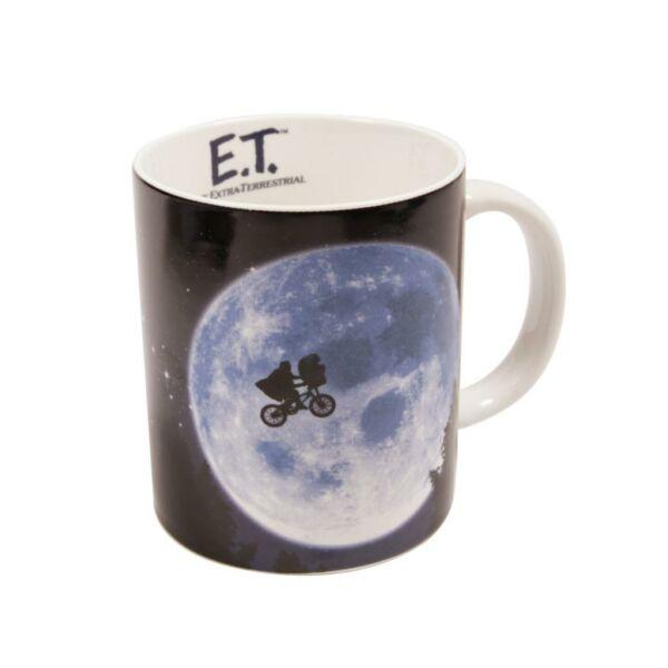 E. T. kerámia bögre
