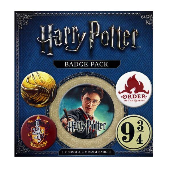 Harry Potter kítűző szett