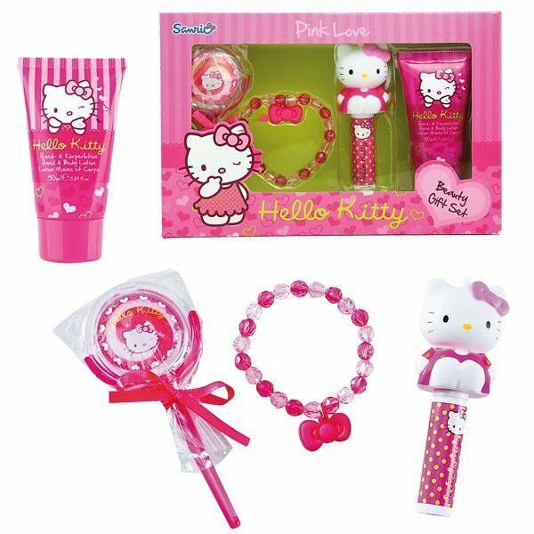 Hello Kitty szépség szett