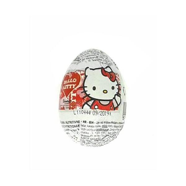 Hello Kitty csokitojás