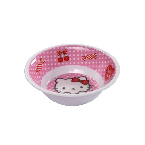 Hello Kitty mélytányér