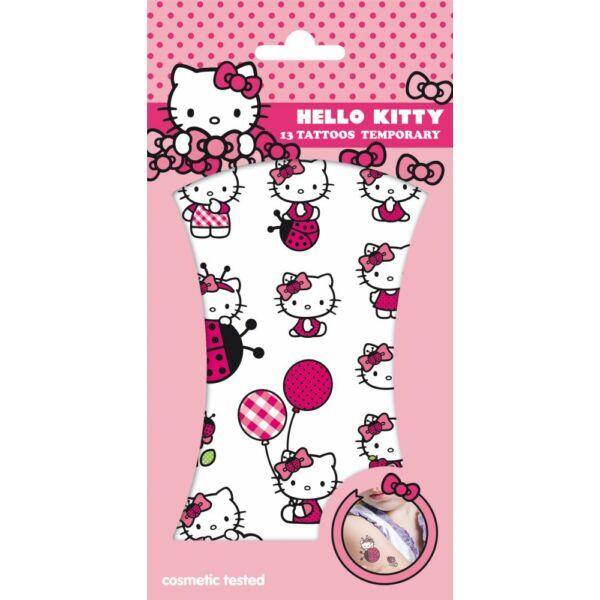Hello Kitty tetoválás