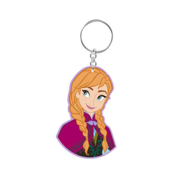 Anna gumírozott kulcstartó
