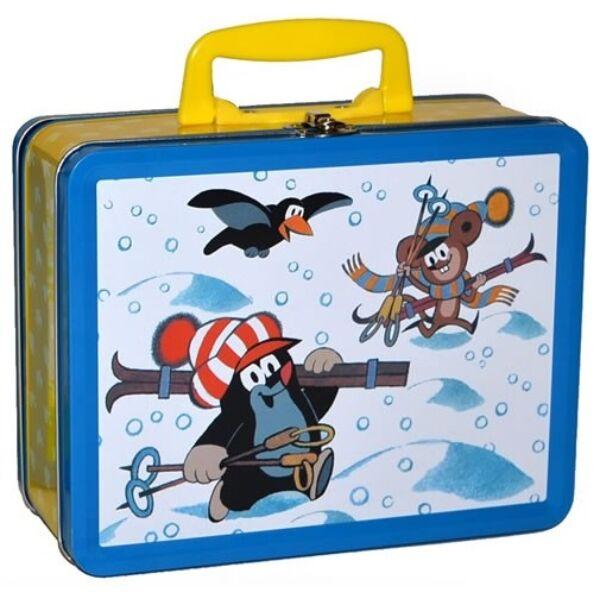 Kisvakond bőrönd