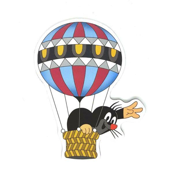 Kisvakond hőlégballonból