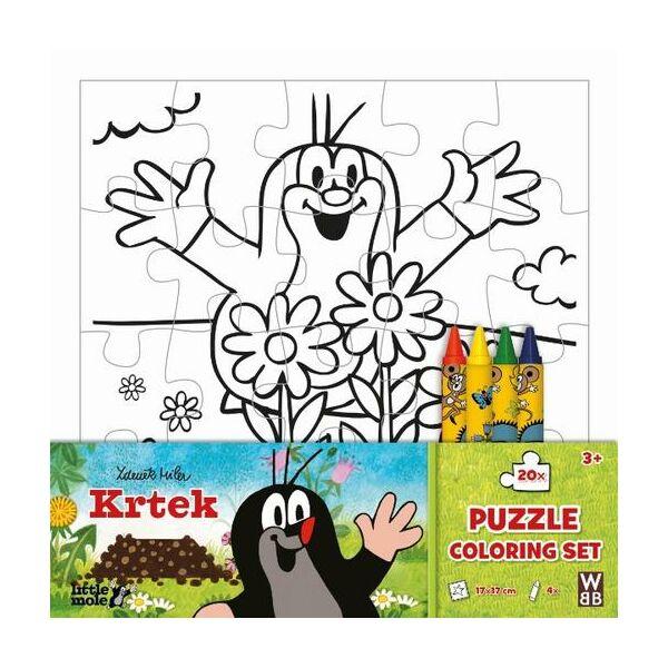Kisvakond puzzle