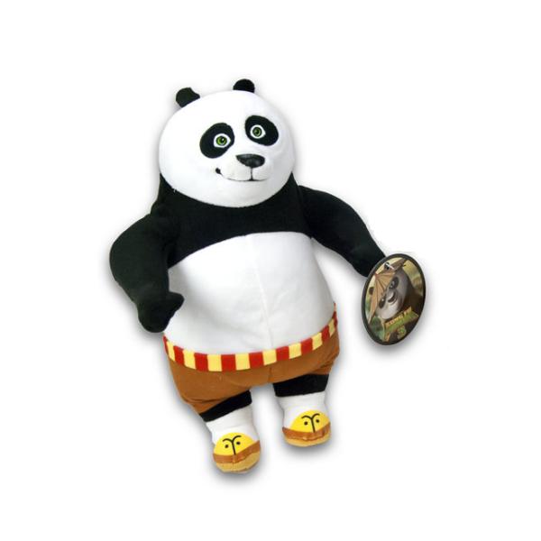 KungFu Panda Po plüssfigura