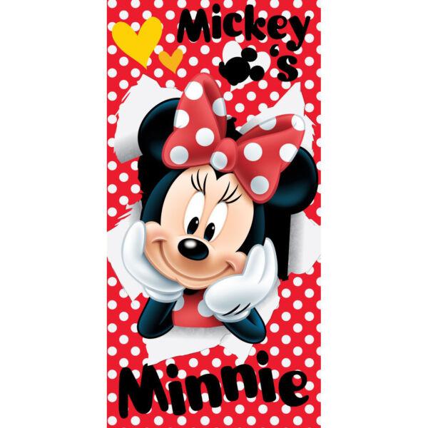Minnie egér törölköző