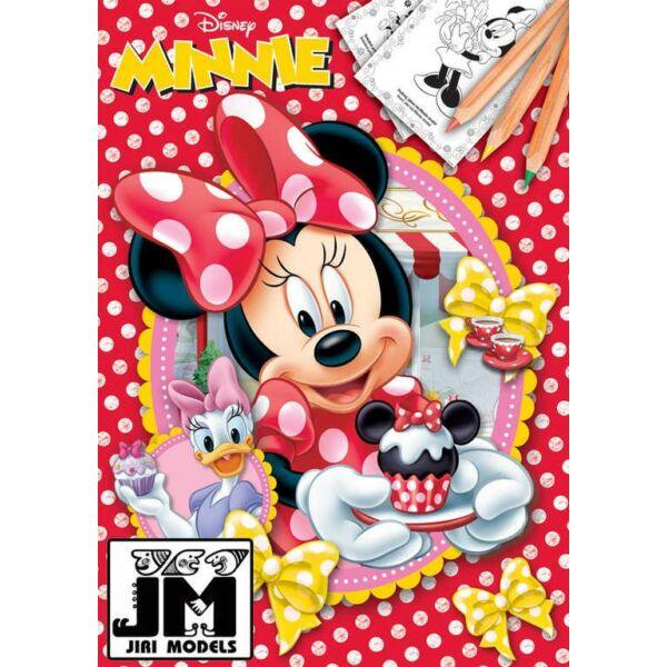 Minnie egér színező