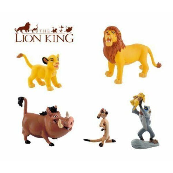 Oroszlán király figurák