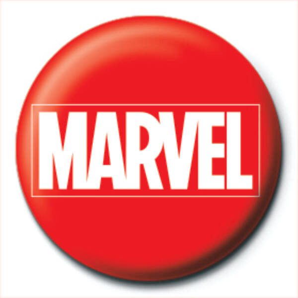 Marvel kitűző