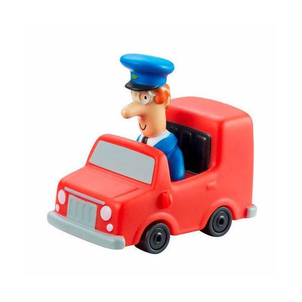 Postás Pat autóval