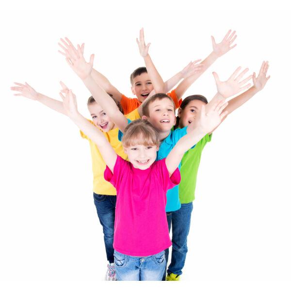 RajzfilmJátékok mini Fesztivál gyermek karszalag - 1-10 éves korig - már csak személyes átvétellel lehet rendelni