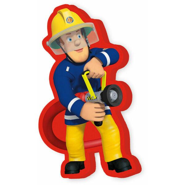 Sam a tűzoltó plüss párna
