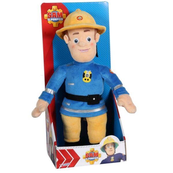 Sam, a tűzoltó plüss
