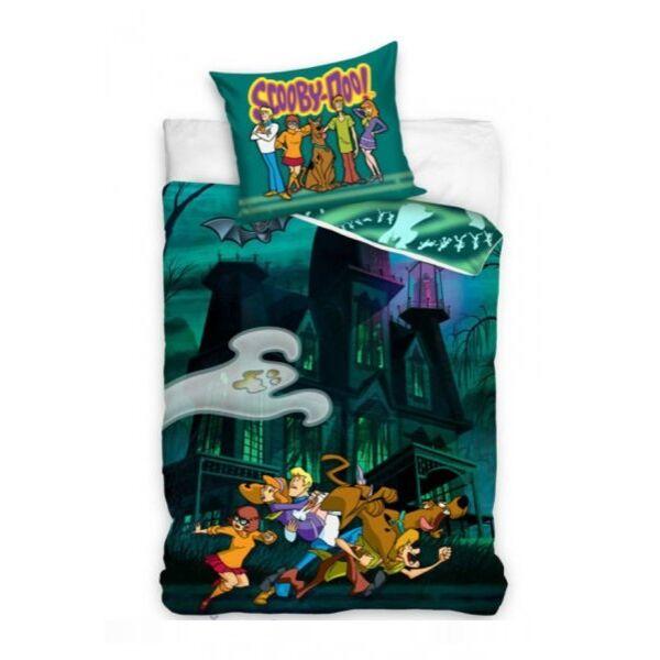Scooby-Doo pamut ágyneműhuzat szett