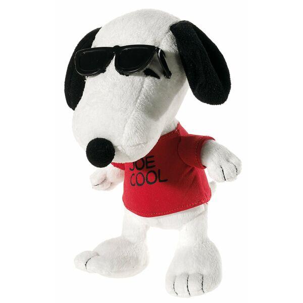 napszemüveges Snoopy plüssfigura
