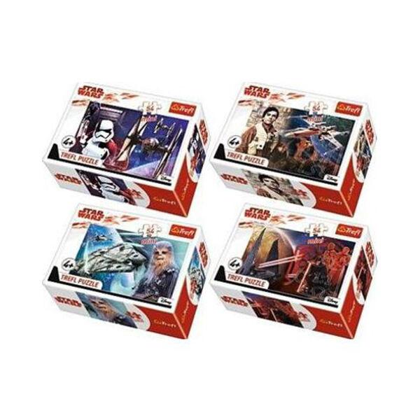 Star Wars mini puzzle
