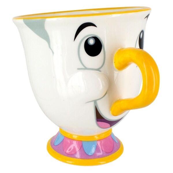 Csészike alakú kerámia bögre