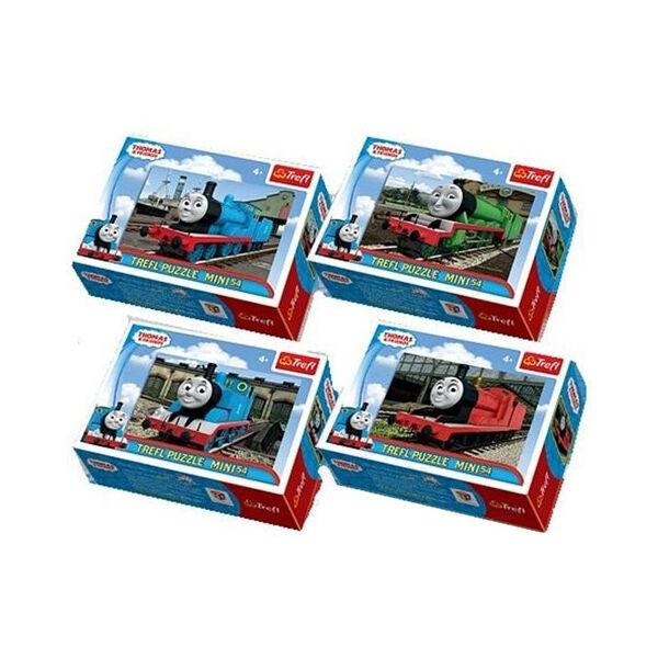 Thomas a gőzmozdony puzzle