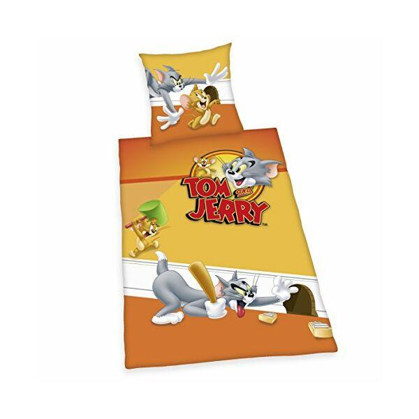 Tom és Jerry ágynemű