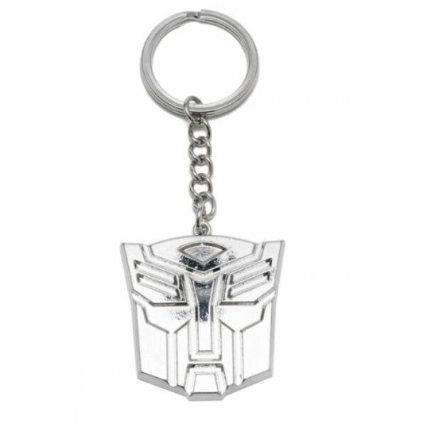 Transformers fém kulcstartó